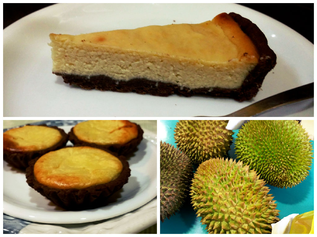 Durian Cakes Recipes